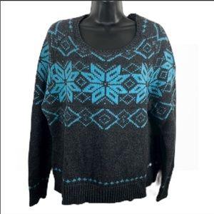 Eddie Bauer Holiday Christmas Sweater